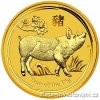 Investiční zlatá mince rok Vepře 2019 1 Kg