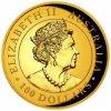 Zlatá mince Orel klínoocasý 2019-vysoký reliéf proof 1 Oz