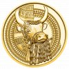 Zlato Mezopotámie 2019 100 Eur