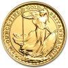 Investiční zlato-zlatá investiční mince Britannia 1/4 Oz
