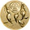 Zlatá moderní mince Majestic Eagle 1 Oz proof 2020