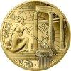 Zlatá moderní mince Olympia 2020 proof