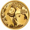 Investiční zlatá mince čínská Panda 2021 3g