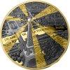 Moderní zlatá mince Eiffel Tower 1 Oz 2019 proof