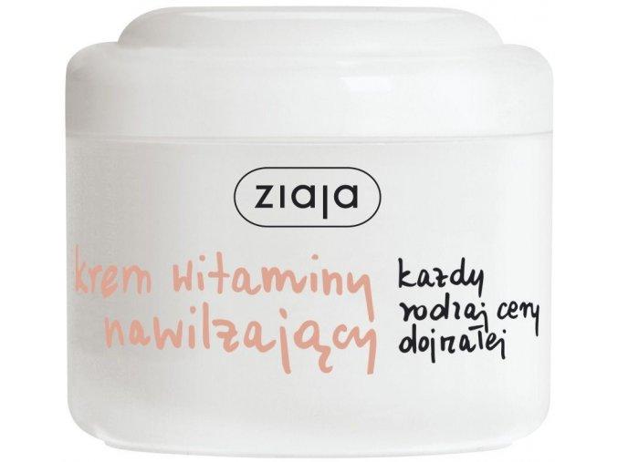 vitamine  pleťový krém hydratační 100ml