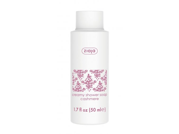 kašmírové proteiny  krémové sprchové mýdlo 50ml