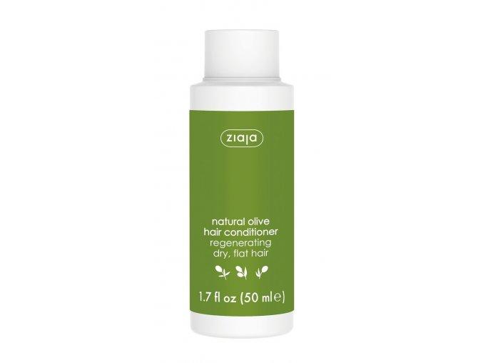 přírodní oliva  kondicionér na vlasy 50ml