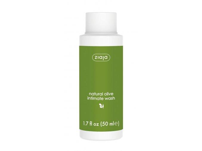 přírodní oliva  gel pro intimní hygienu 50ml