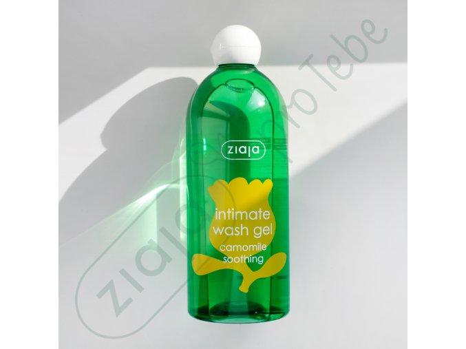 intima gel pro intimní hygienu  heřmánek 500ml