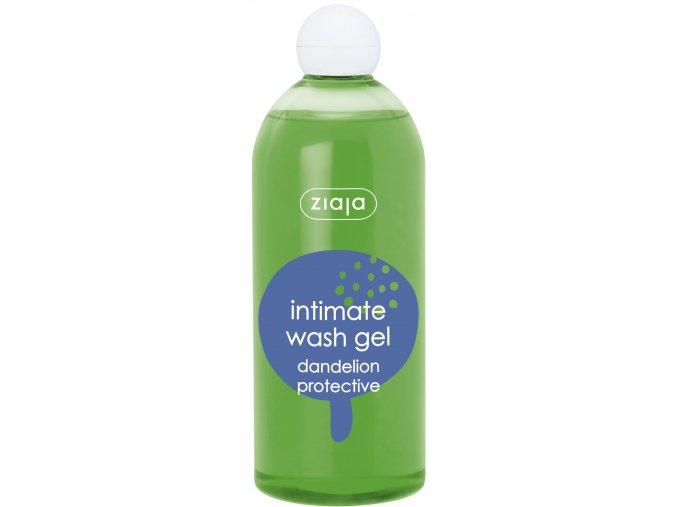 intima gel pro intimní hygienu  pampeliška 500ml