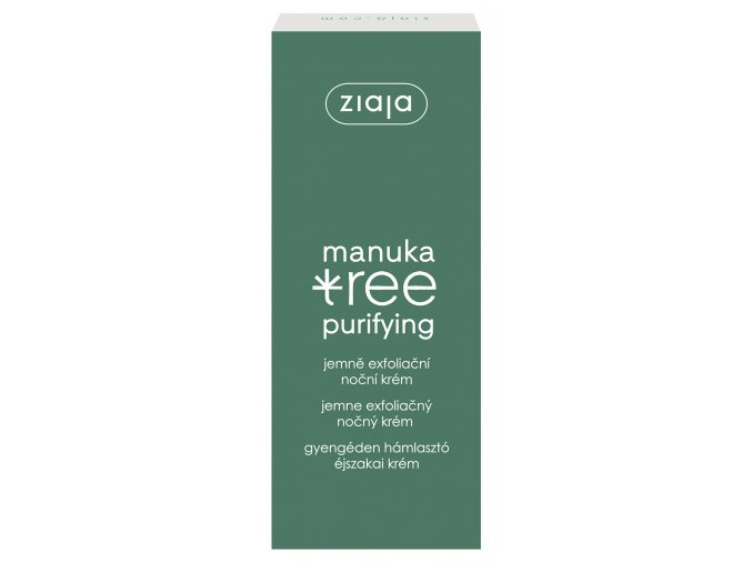 10271 CZ SK HU MANUKA TREE NIGHT CREAM 50422