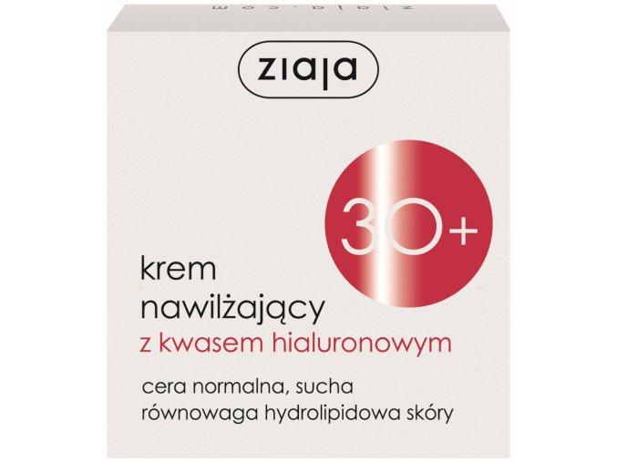 30+ pleťový krém  hydratační s kyselinou hyaluronovou 50ml
