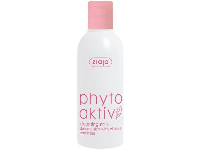 phytoaktiv  čistící pleťové mléko 200ml
