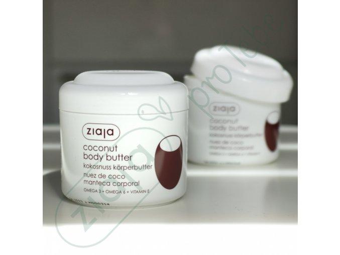 kokosový ořech  tělové máslo 200ml