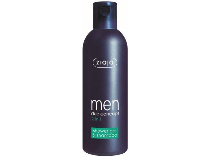 men  sprchový gel 2v1 300ml