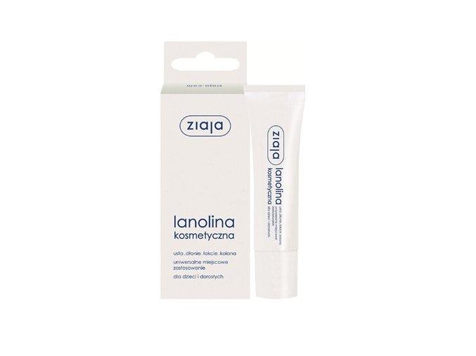 kosmetický lanolín  10gr