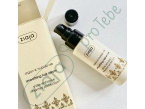 arganový olej  sérum na vlasy vyhlazující 50ml