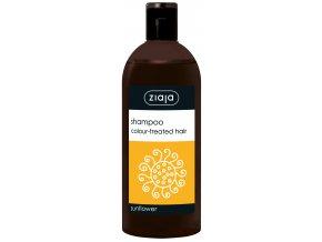 family  šampon na barvené vlasy slunečnice 500ml