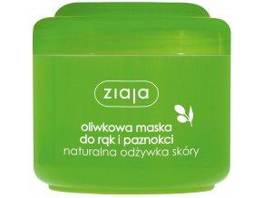 přírodní oliva  maska na ruce a nehty 75ml