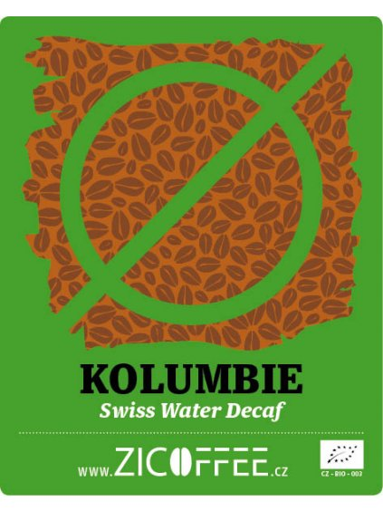 Columbia SWISS WATER decaf