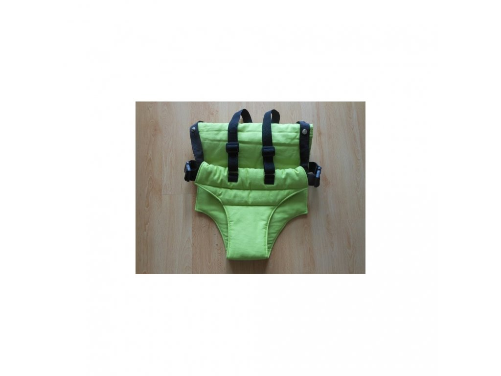 Jitro Vatelínové kalhotky  světle zelené