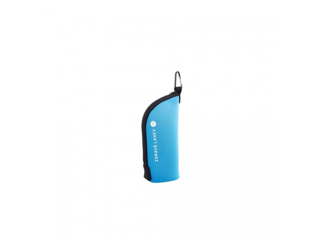 Zdravá lahev Termoobal Cabrio 0,5 l modrý