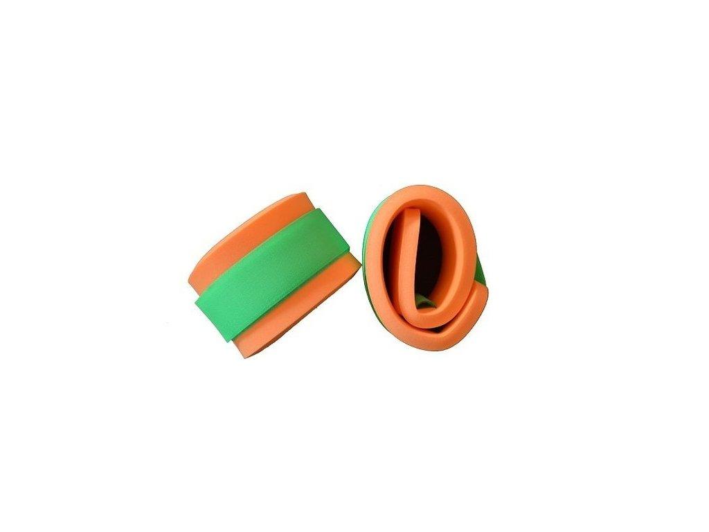 nadlehcovaci rukavky par neon zeleny zip novinka 550x100x15 84668 0