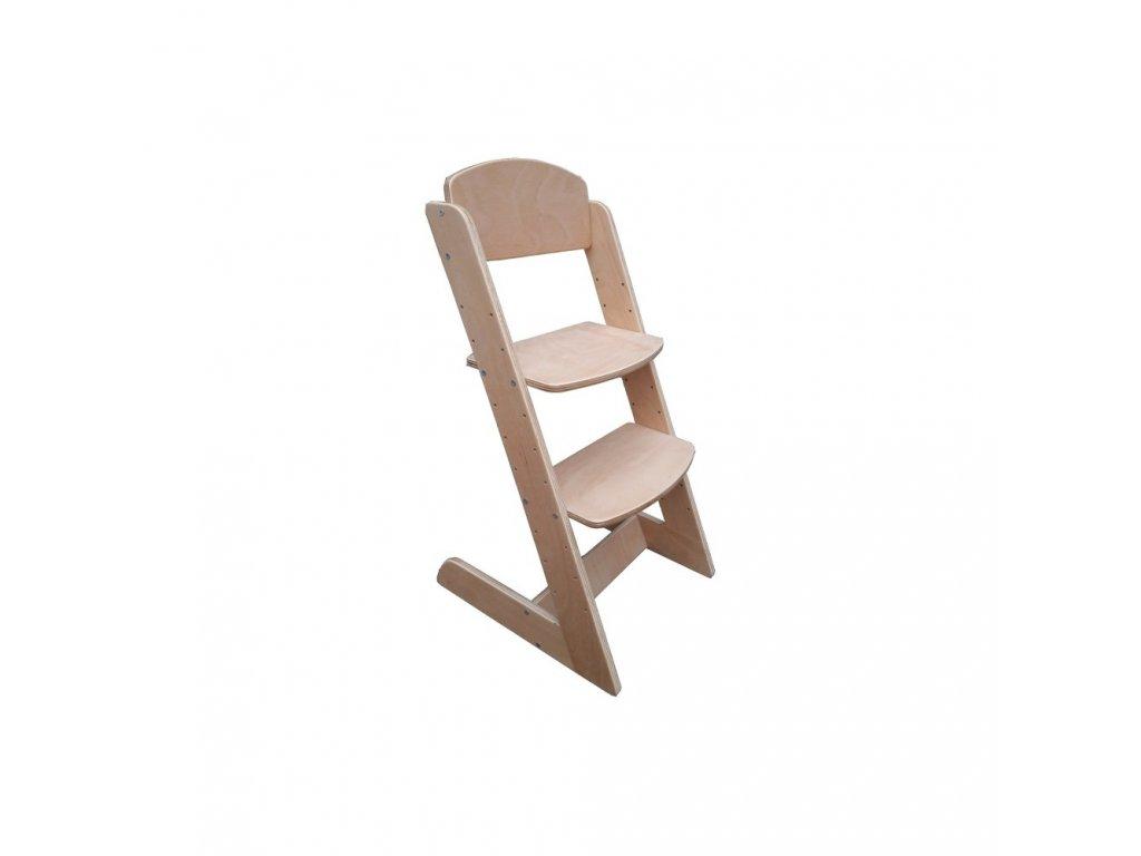 Rostoucí židle Nicol Buková