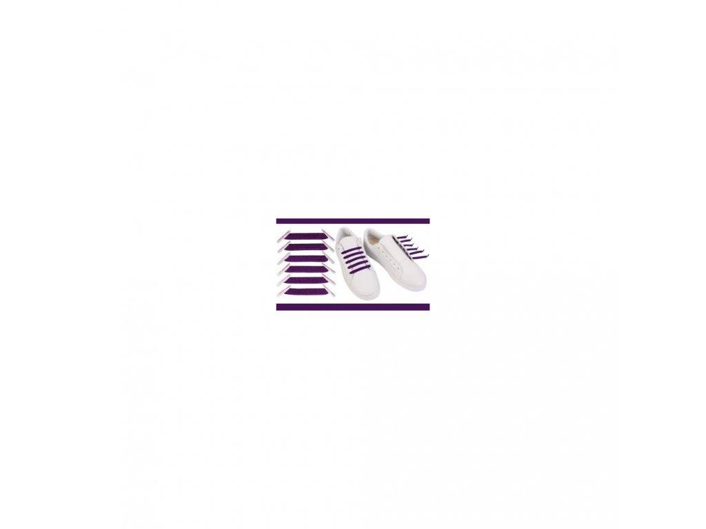 Zázračné tkaničky purple - pro jednu botu