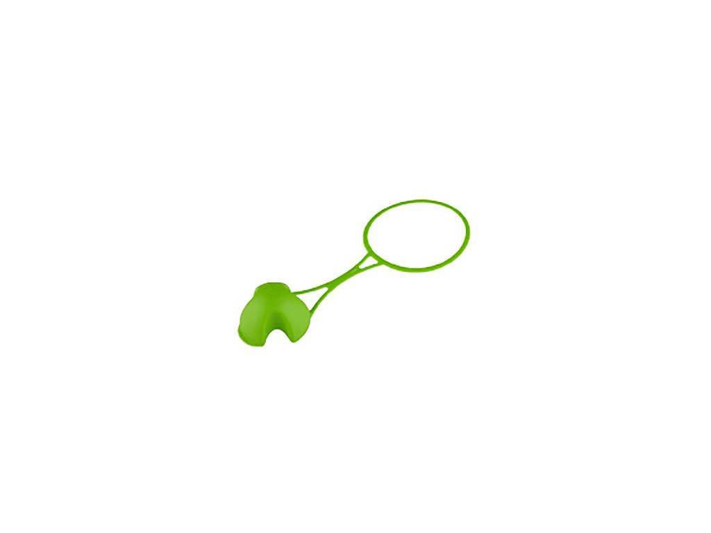 Zdravá lahev Krytka  Floppy zelená