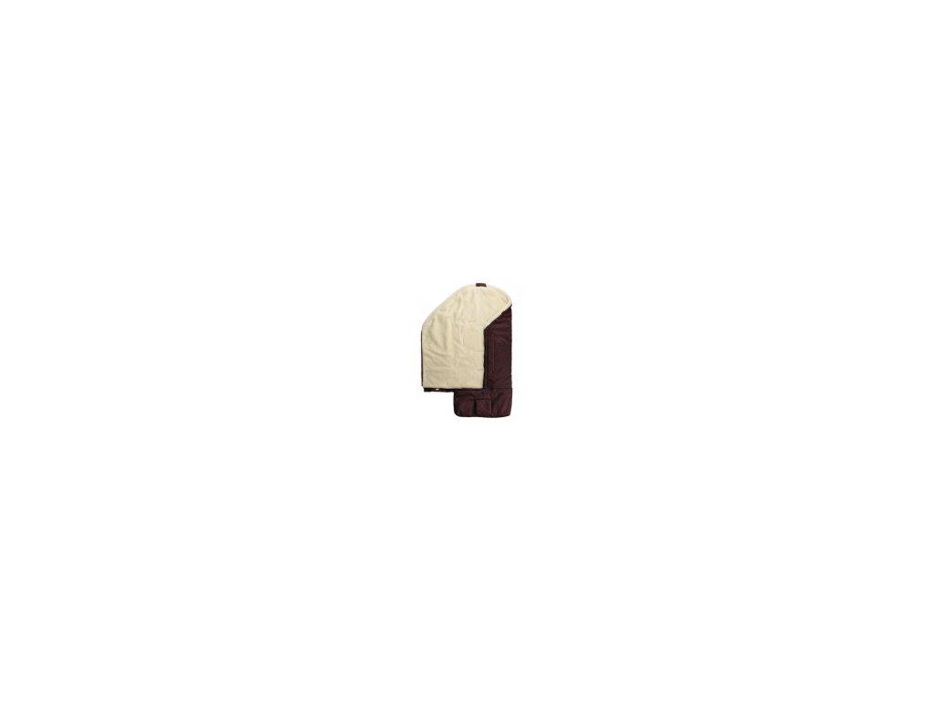 Kaarsgaren  merino fusak hnědý