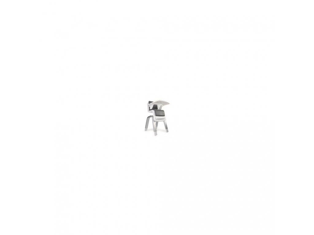 Jídelní židlička Nuna Zaaz 2018 Carbon