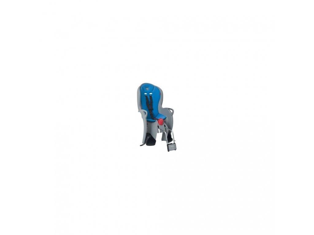 Cyklosedačka Hamax Sleepy s. šedá - modrá