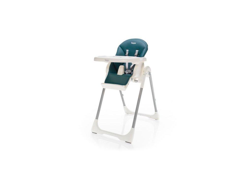 Zopa dětská židlička Ivolia Aqua Blue