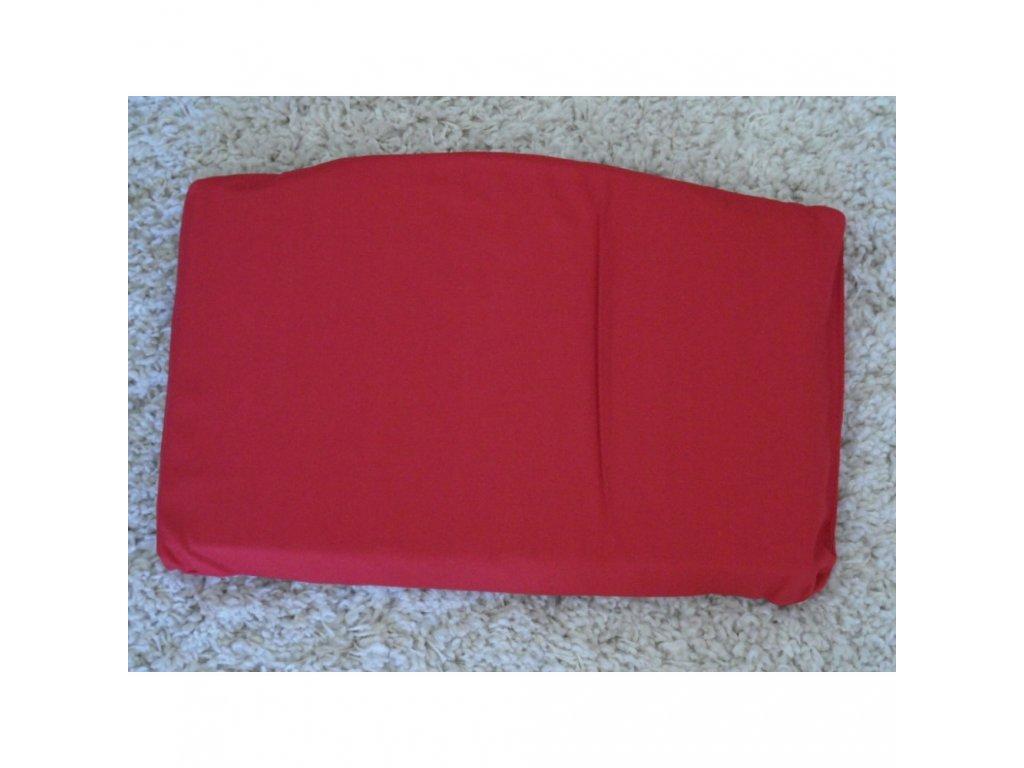 Sedák navíc k rostoucí židli Jitro červený