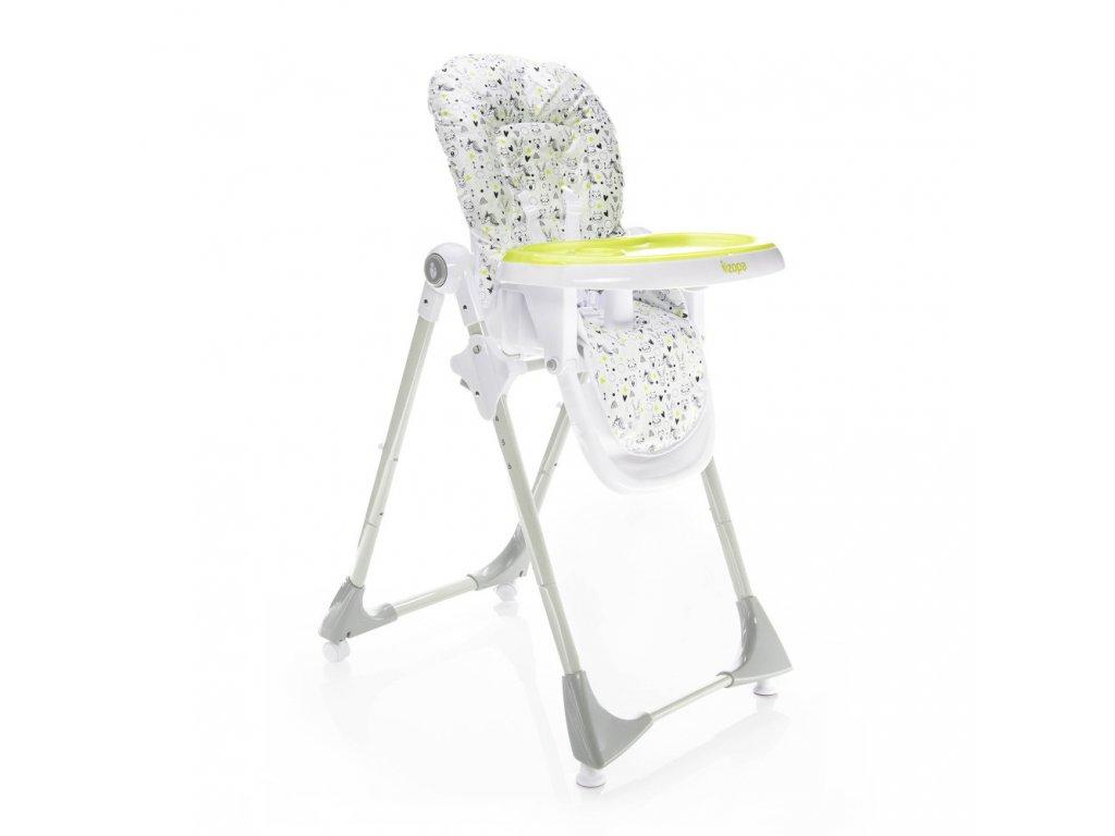 Zopa jídelní židlička Monti 2019 Animals