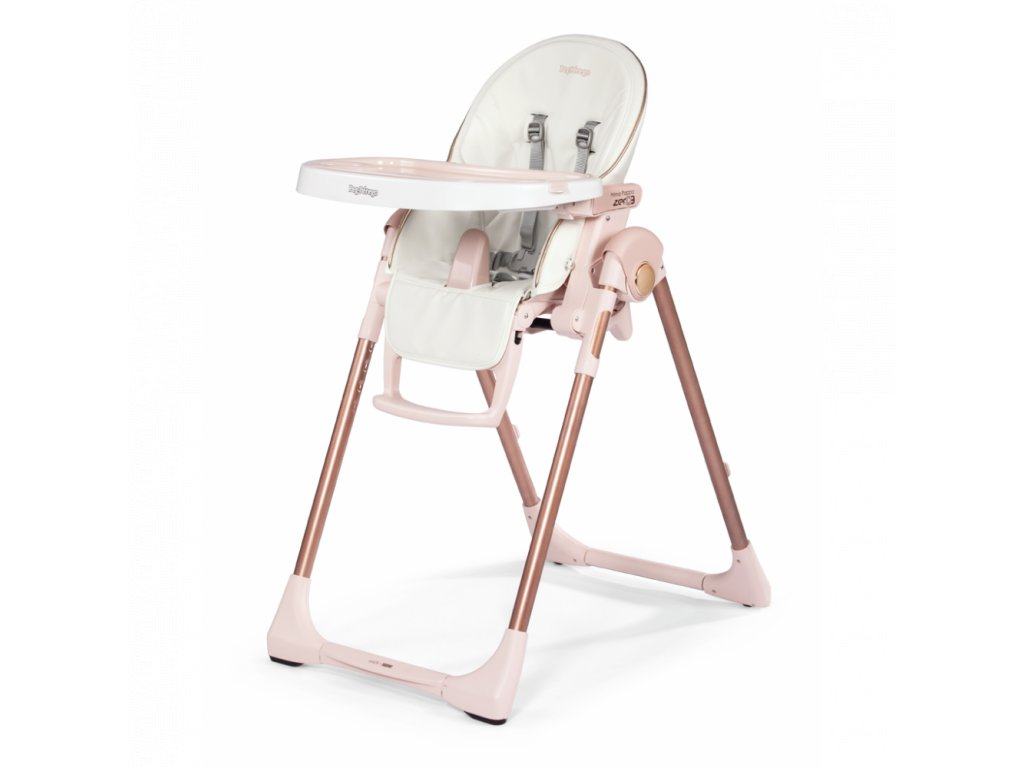 Peg Pérego jídelní židlička Prima Pappa Follow Mon Amour 2021