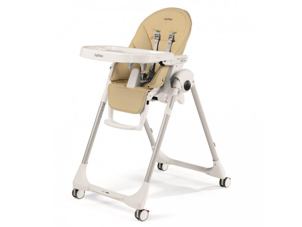 Peg Pérego jídelní židlička Prima Pappa Follow Me Paloma 2020