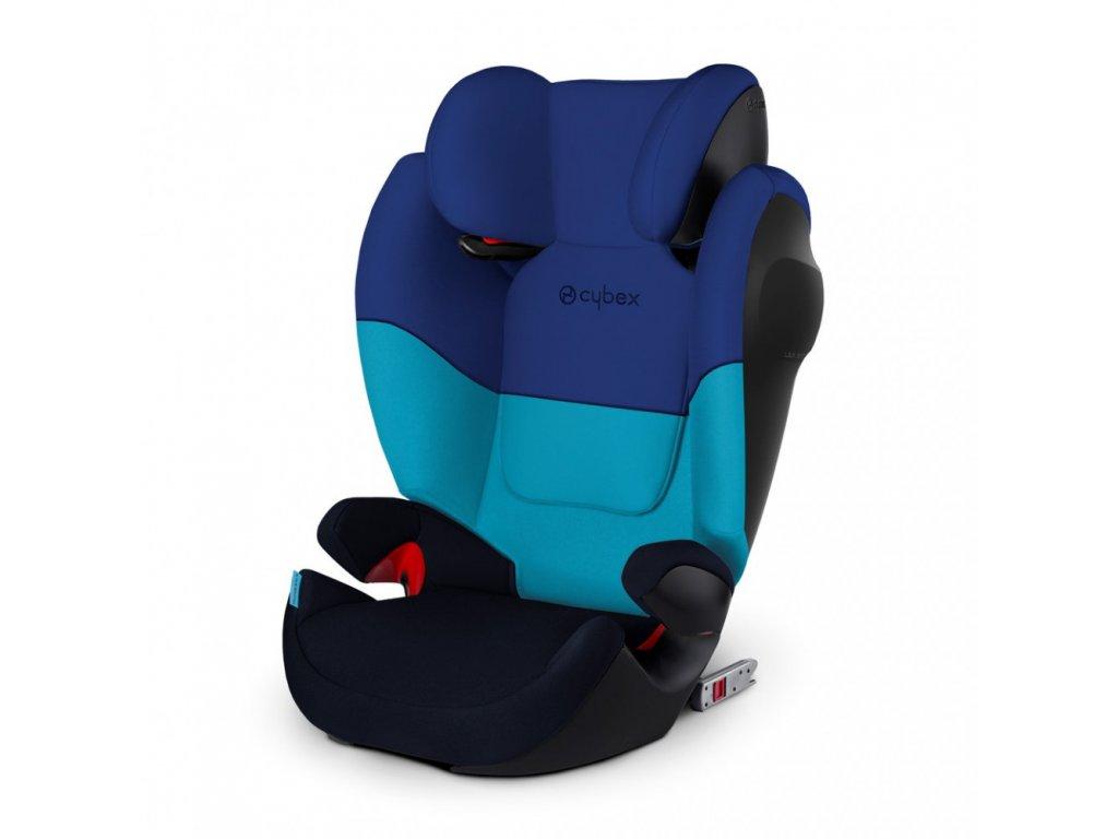Cybex autosedačka Solution M-Fix Blue Moon 2021