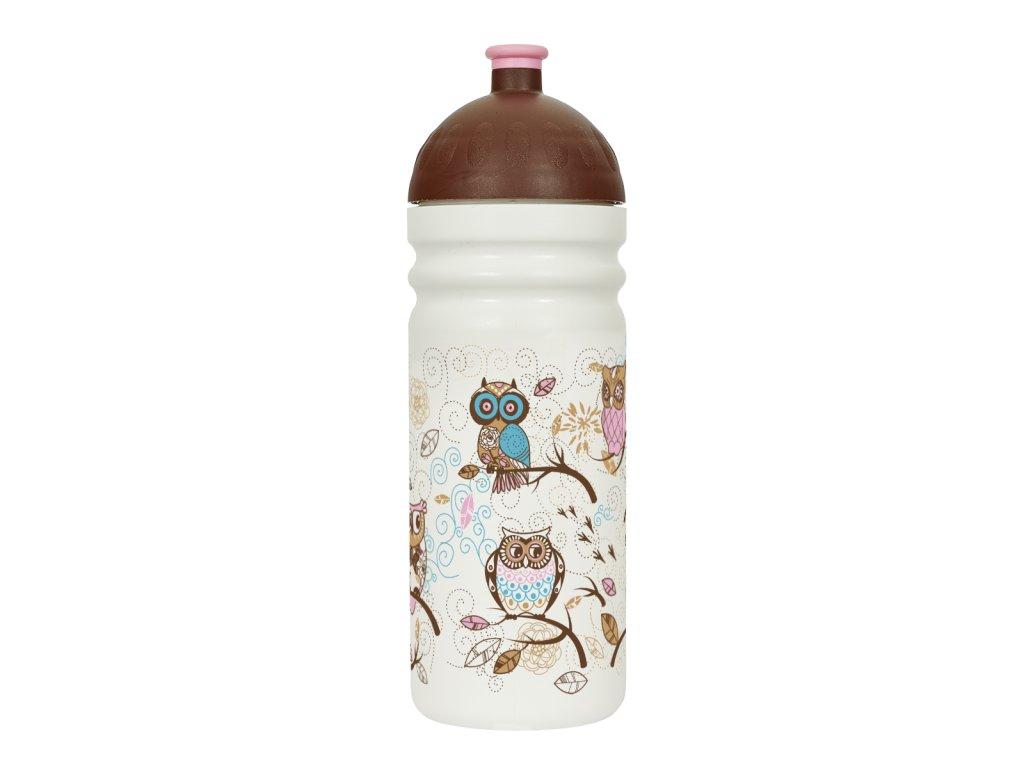 Zdravá lahev Sovičky 700ml
