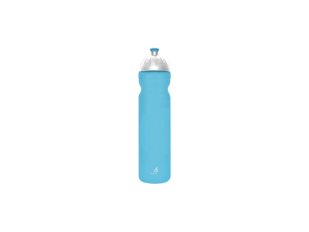 FreeWater lahev 1l  Logo modrá