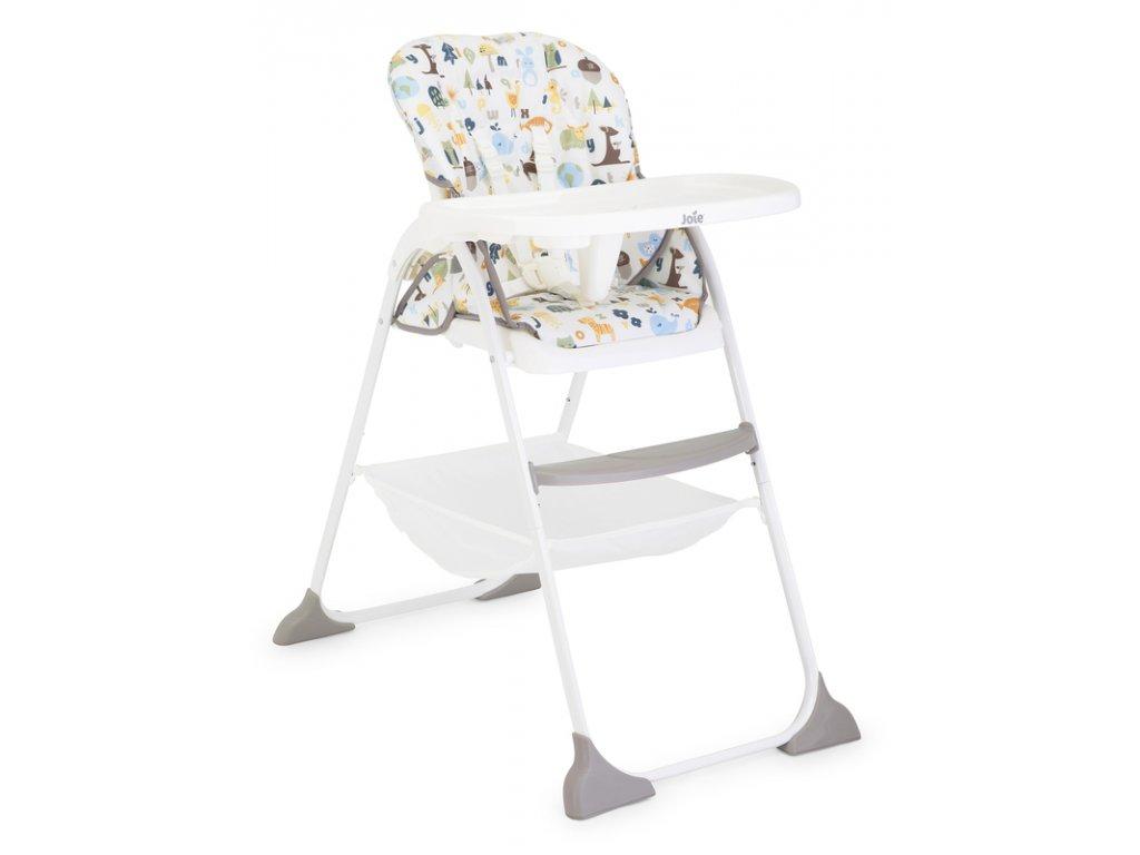 Joie jídelní židlička Mimzy Snacker Alphabet