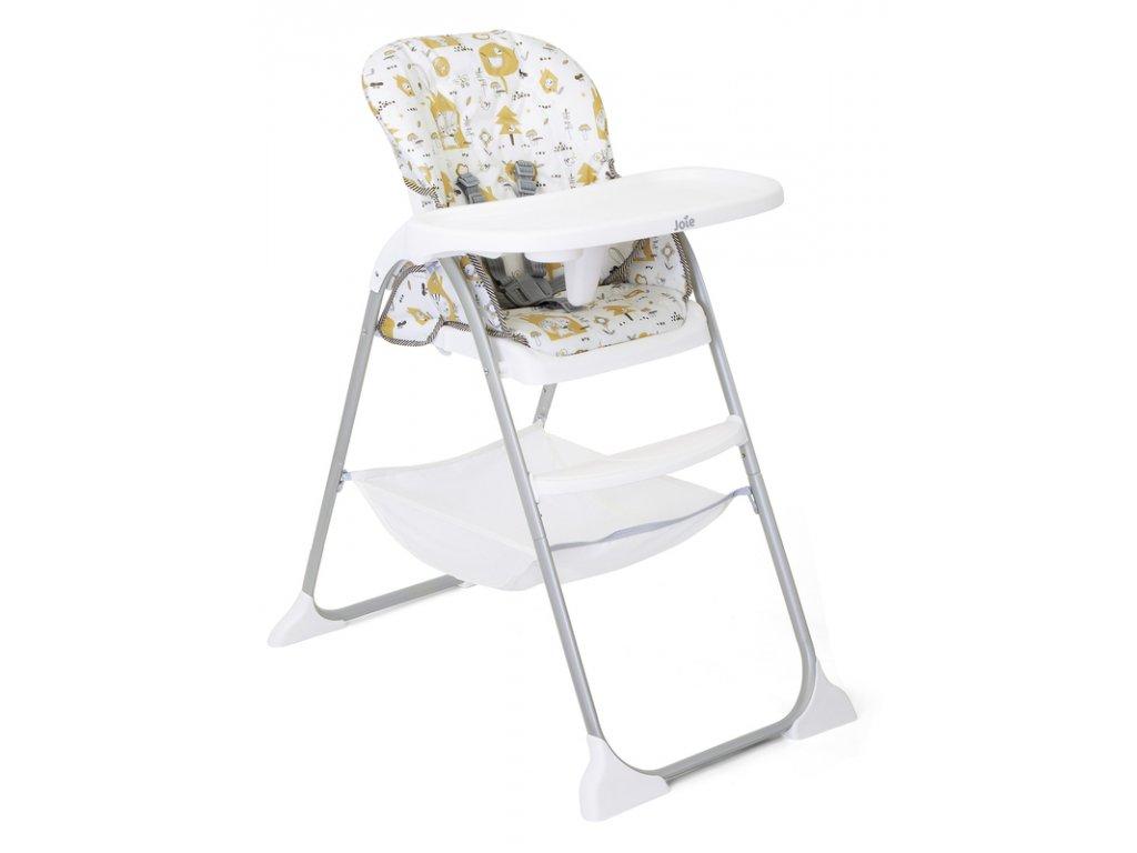 Joie jídelní židlička Mimzy Snacker Cosy Spaces
