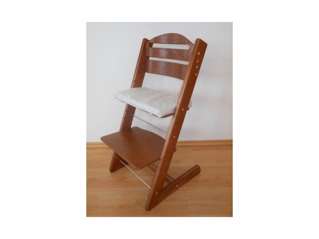 Rostoucí židle Jitro BABY ořech