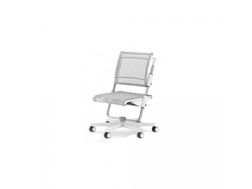 Moll rostoucí židle Scooter bílá