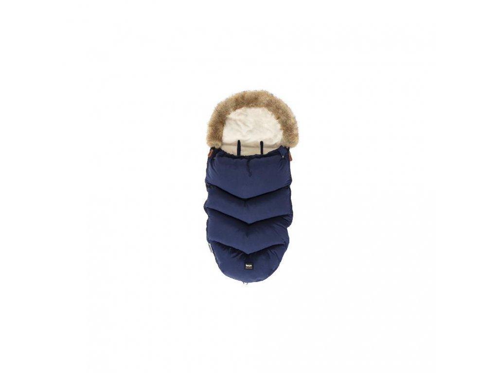 Zopa zimní fusak Fluffy Royal Blue