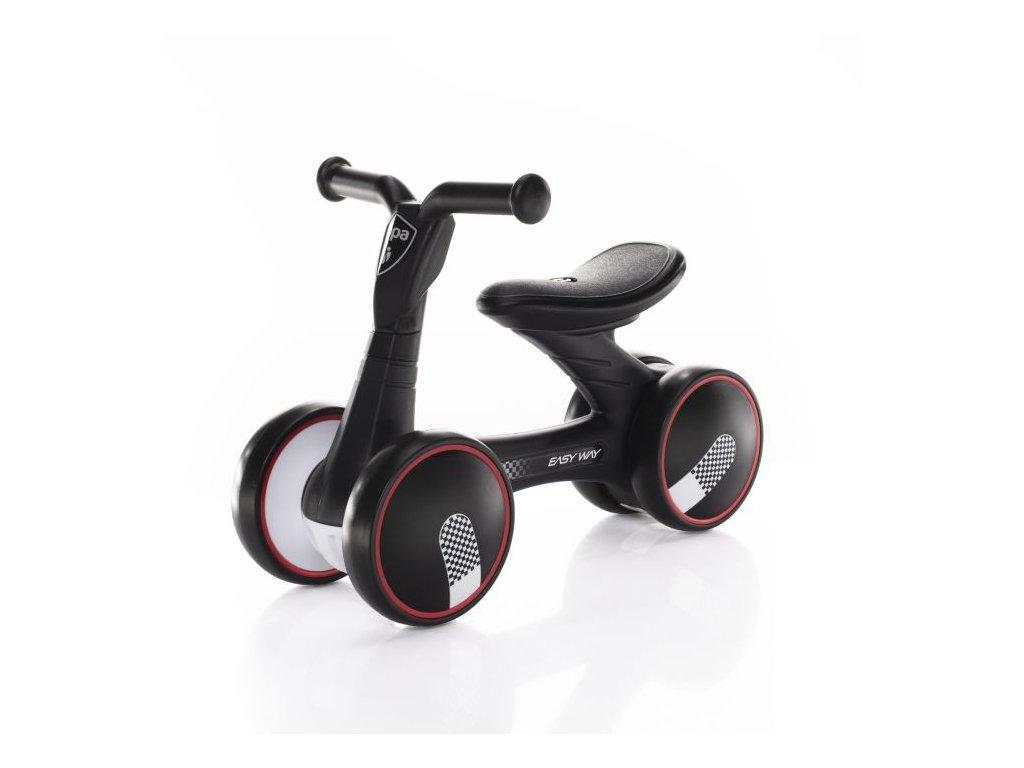 Zopa odrážedlo Easy - Way Racing Black
