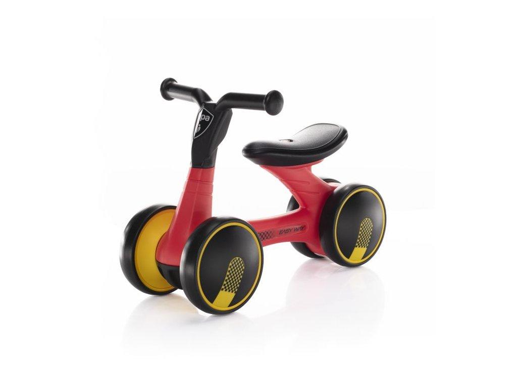 Zopa odrážedlo Easy - Way Sport Red
