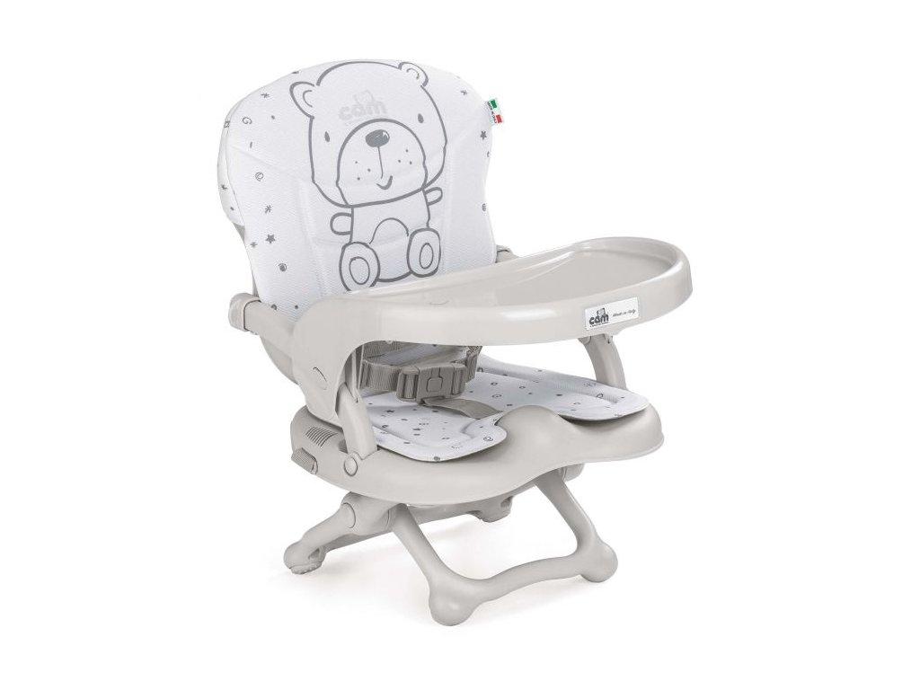 Cam jídelní židlička Smarty 247