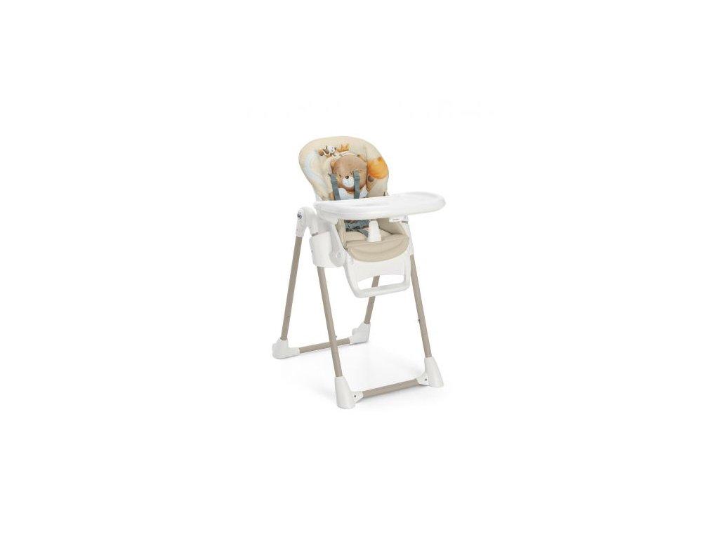 Cam jídelní židlička Pappananna col. 240